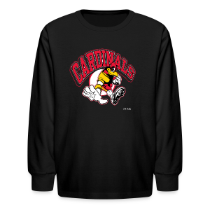 Cardinals 001 - Kids' Long Sleeve T-Shirt
