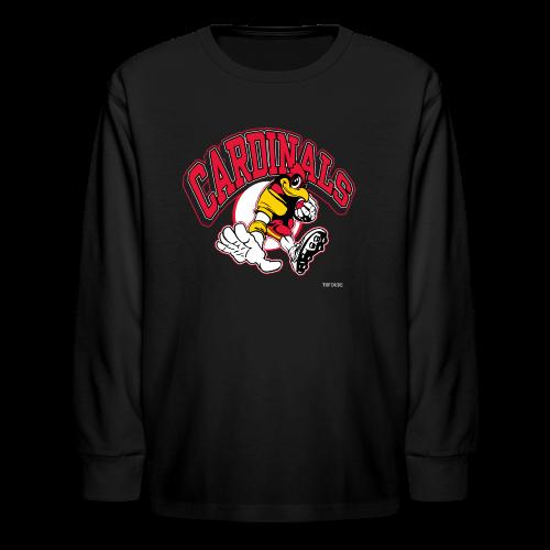 Cardinals 001 - Kids' Long Sleeve T-Shirt
