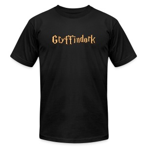 Gryffindork - Men's T-Shirt by American Apparel