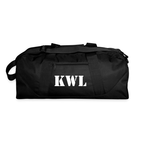KWL To Go - Duffel Bag