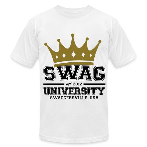 King of Swag University - Men's  Jersey T-Shirt