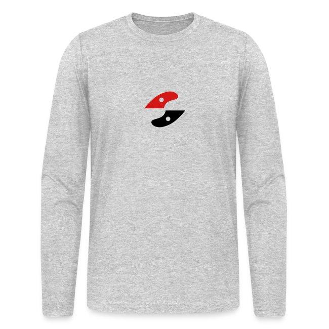 4983807d The GAY SURFERS Shop | GS long Sleeve - shirt- logo centered - Mens ...