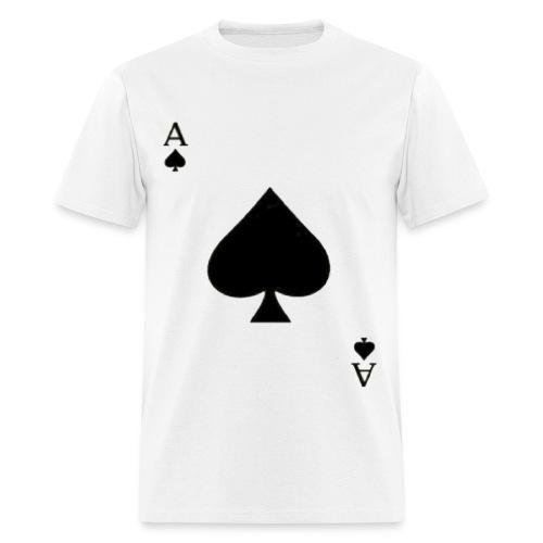 Ace of spades 1 - Men's T-Shirt