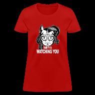 Women's T-Shirts ~ Women's T-Shirt ~ DRESS.SHIRT (for chicks)