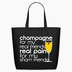 champagne Bags