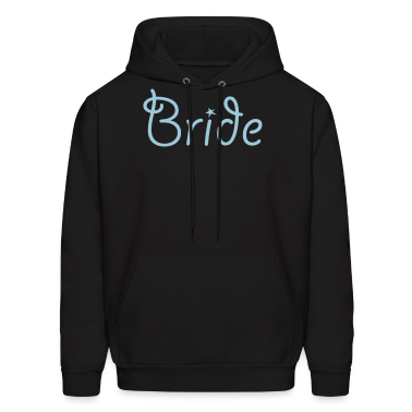 Bride - Text with Star