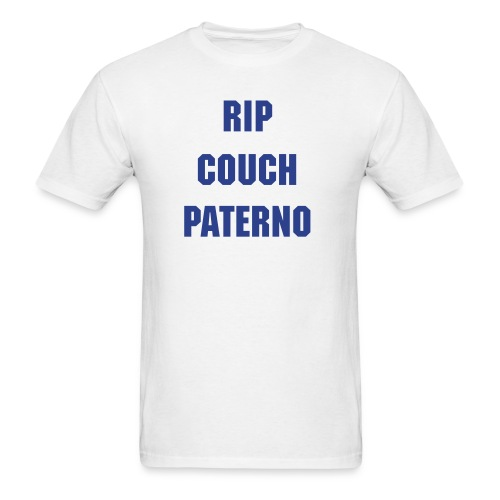 RIP Couch Paterno - Men's T-Shirt