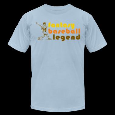 Fantasy Baseball Legend T-Shirts
