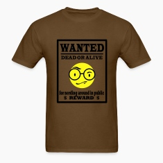 nerd_wanted T-Shirts