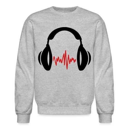 DFC Headphones - Crewneck Sweatshirt