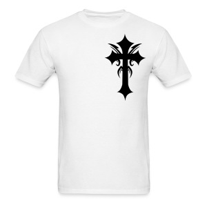 Gothic Cross - Men's T-Shirt