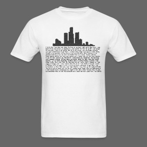 I am Detroit - Men's T-Shirt