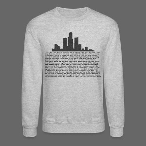 I am Detroit - Crewneck Sweatshirt