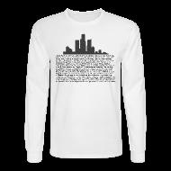 Long Sleeve Shirts ~ Men's Long Sleeve T-Shirt ~ I am Detroit