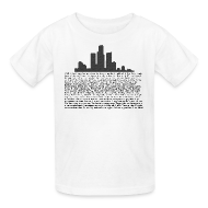 Kids' Shirts ~ Kids' T-Shirt ~ I am Detroit