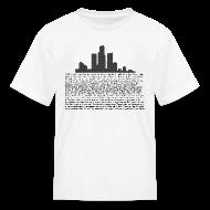 Kids' Shirts ~ Kids' T-Shirt ~ I am Detroit