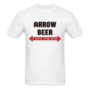 Arrow Beer - Men's T-Shirt
