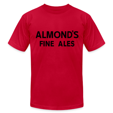 Almond's Fine Ales T-Shirts