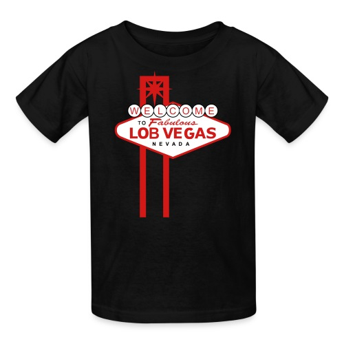 Children's Lob Vegas T-Shirt - Kids' T-Shirt