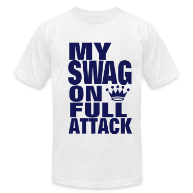 MY SWAG ON FULL ATTACK T-Shirts
