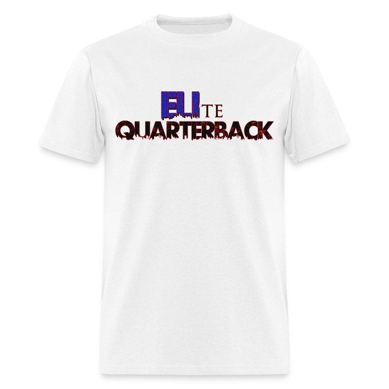 Eli Manning style ELIte Quarterback Shirt - Men's T-Shirt