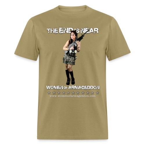 Lone Wolf Lisa End id Near Tee - Men's T-Shirt