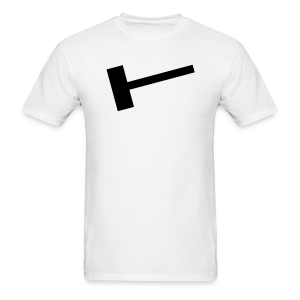 The Biscuit Hammer Standard T - Men's T-Shirt