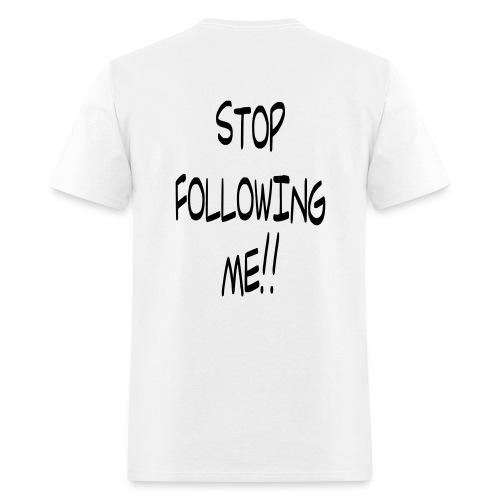 Follow - Men's T-Shirt