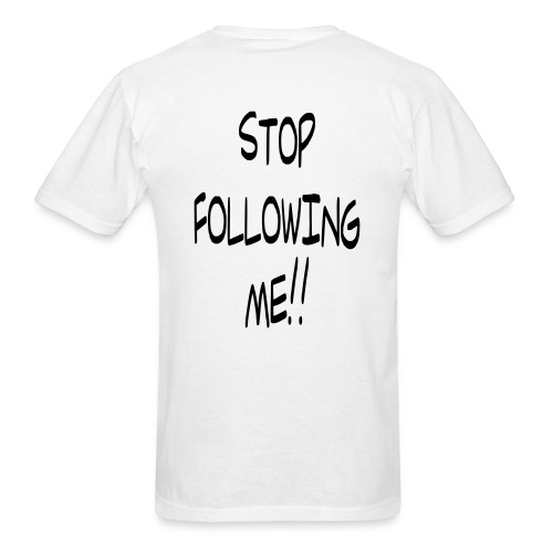 Follow - Men's T-Shirt
