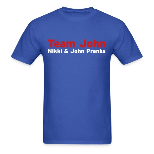 Team John Men's Tee - Men's T-Shirt