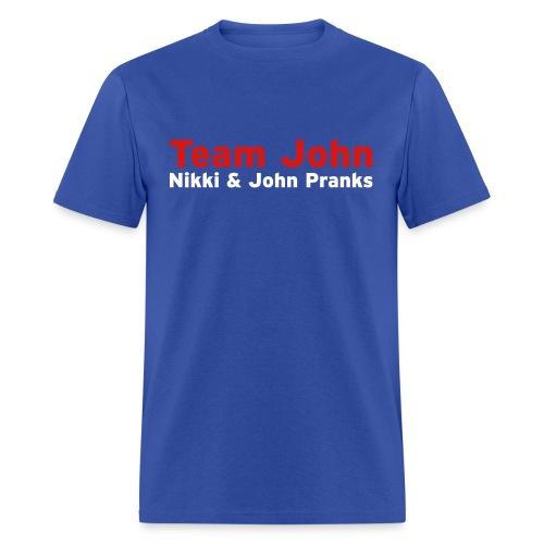Team John Men's Tee - Men's T-Shirt