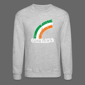 Corktown Irish Rainbow - Crewneck Sweatshirt
