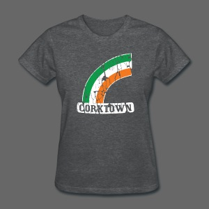 Corktown Irish Rainbow - Women's T-Shirt
