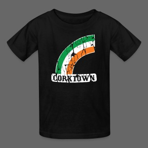 Corktown Irish Rainbow - Kids' T-Shirt