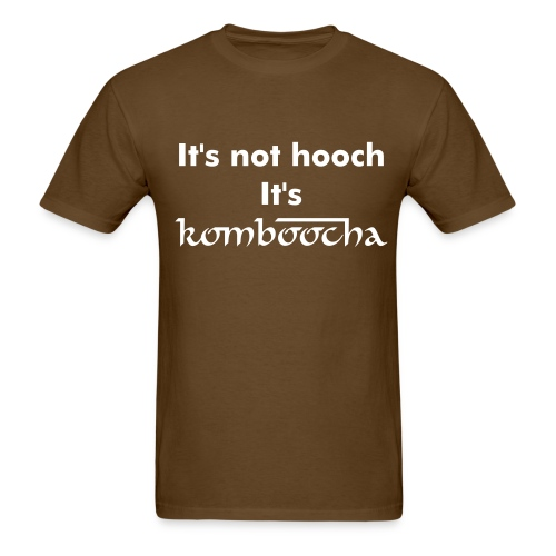 It's Kombucha! - Men's T-Shirt