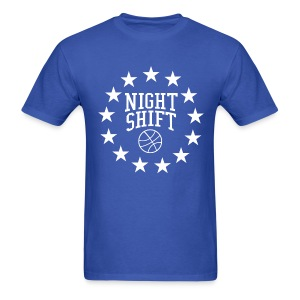Philly Basketball Night Shift Shirt  - Men's T-Shirt