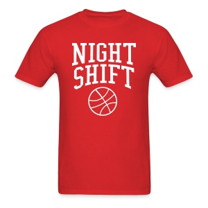 Philly Basketball Night Shift Shirt - V1 - Men's T-Shirt