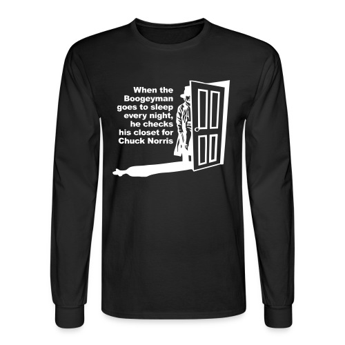 Boogeyman Long sleeve - Men's Long Sleeve T-Shirt