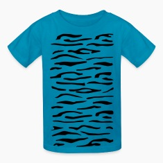 Tiger Stripes Children's T-Shirt