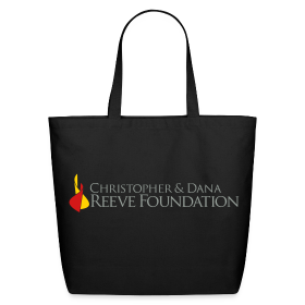 Reeve Foundation Cotton Tote ~ 670