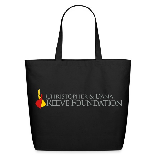 Reeve Foundation Cotton Tote - Eco-Friendly Cotton Tote