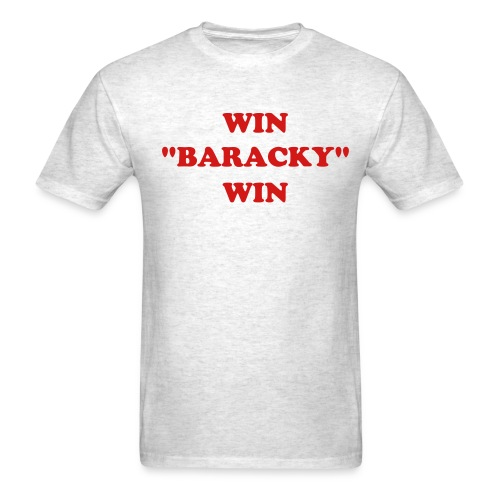 Barack Obama Tee Shirt Vote 2012  - Men's T-Shirt