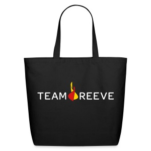 Team Reeve Cotton Tote - Eco-Friendly Cotton Tote