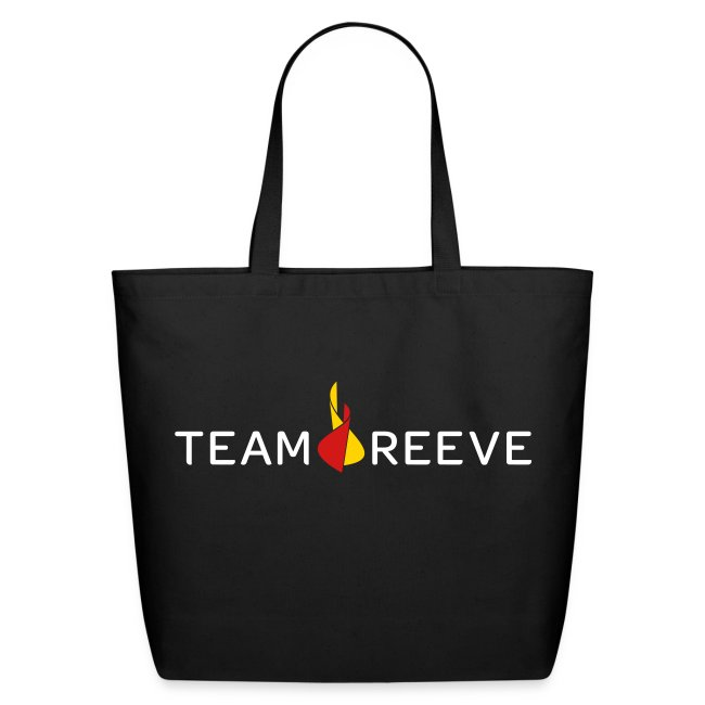 Team Reeve Cotton Tote
