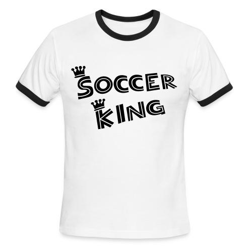 Men's Lightweight T-Shirt  - Men's Ringer T-Shirt