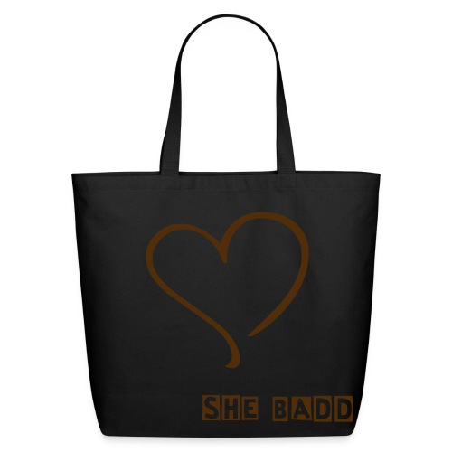 She Badd tote - Eco-Friendly Cotton Tote