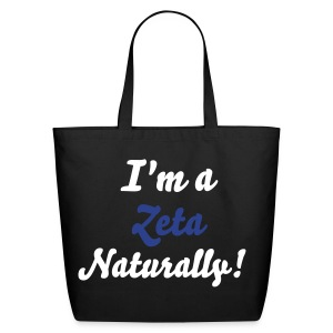 SN&LI! Zeta Tote - Eco-Friendly Cotton Tote