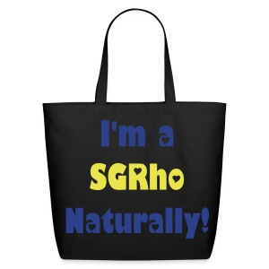 SN&LI! SGRhoTote - Eco-Friendly Cotton Tote