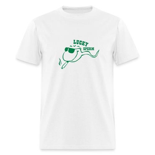 Lucky Sperm - Men's T-Shirt
