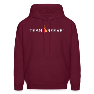 Team Reeve Men's Hooded Sweatshirt - Men's Hoodie